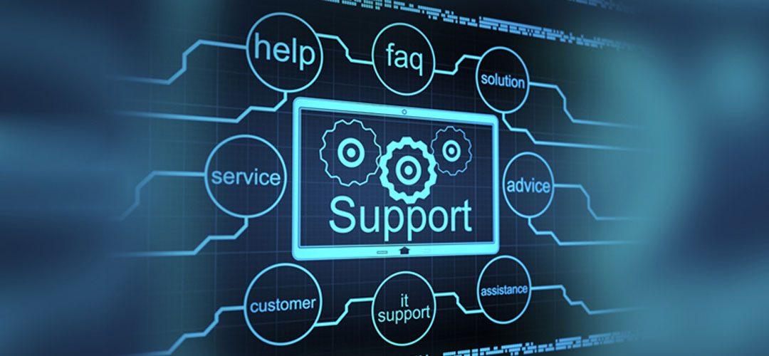 پشتیبانی شبکه های کامپیوتری