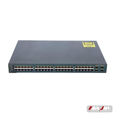 WS-C3560V2-48PS-E